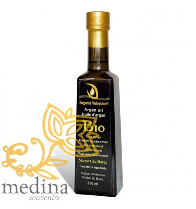 Organic culinary argan oil 250ml