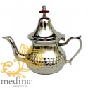Medium hammered teapot